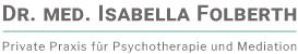 Dr. Folberth | Psychotherapie Singen Logo